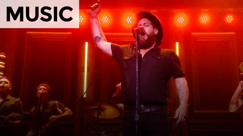 Nathaniel Rateliff & The Night Sweats: S.O.B.