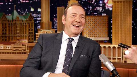 Kevin Spacey Learned to Play the Harmonica for Billy Joel