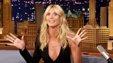 Heidi Klum Shares Behind-the-Scenes Details About Taylor Swift's Tour