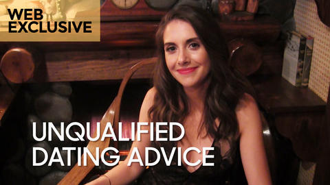 unqualified dating advice alison brie dave