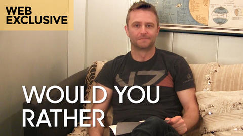 Would You Rather: Chris Hardwick