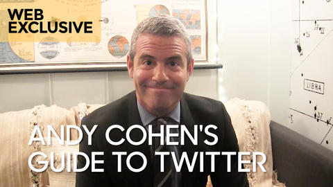 Andy Cohen's Guide to Twitter