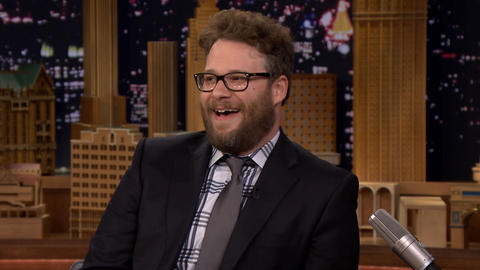 Seth Rogen's Dad Always Rocks a Purse
