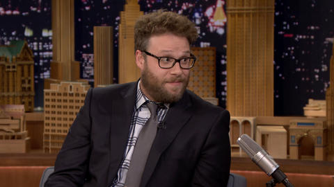 Seth Rogen Is Throwing James Franco a Bar Mitzvah for Charity