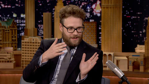 Seth Rogen Plays a Guy Way Smarter Than Himself in Steve Jobs