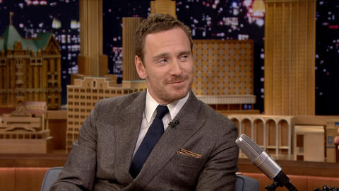 Michael Fassbender Racked Up Cash as an Altar Boy
