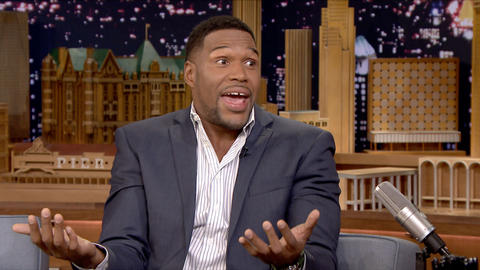 Michael Strahan Shares Insights About the NFL Season