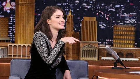 Eve Hewson Cried During Magic Mike XXL
