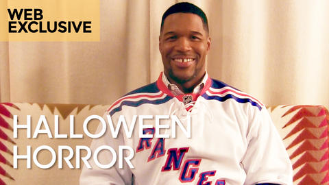 Halloween Horror: Michael Strahan