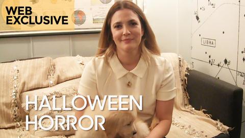 Halloween Horror: Drew Barrymore