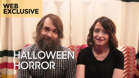 Halloween Horror: Will Forte and Rachel Dratch