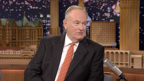 Bill O'Reilly Wants Presidential Candidates to Stop Whining
