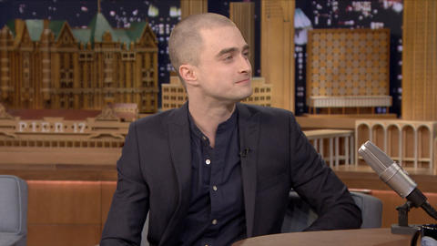 Donald Trump Reminds Daniel Radcliffe of London's Mayor