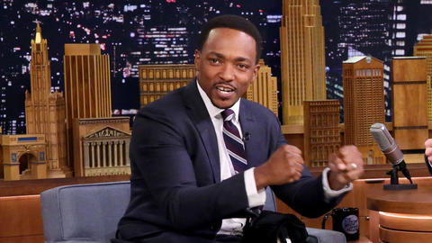 Anthony Mackie Is Too Fanatical for New Orleans Saints Nuns