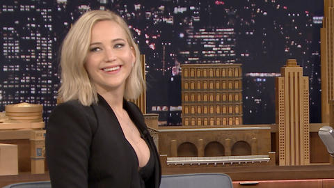 Jennifer Lawrence Can't Stop Working with David O. Russell