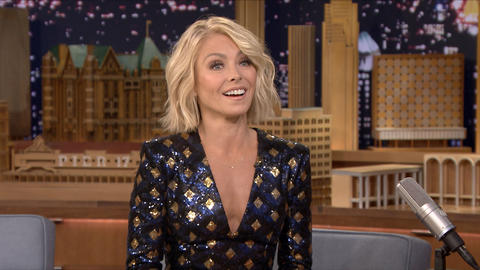 Kelly Ripa Was Almost Named Curry