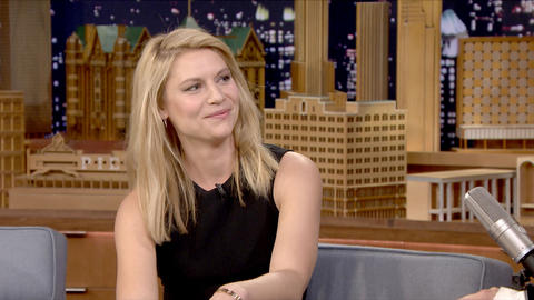 Claire Danes Uses British Slang Like Loo and Fairy Liquid