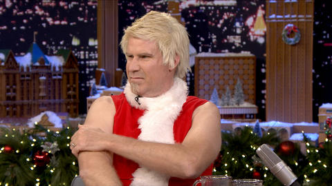 Will Ferrell Competes Against Mark Wahlberg's Triceps in Daddy's Home