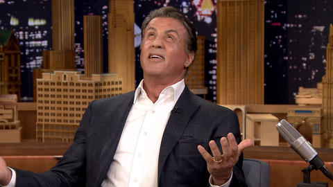 Sylvester Stallone Had a Pro Knock Out Michael B. Jordan