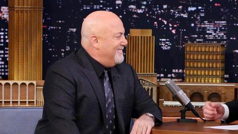 Billy Joel Relaunches His SiriusXM Radio Channel