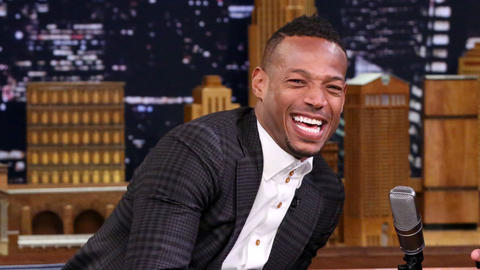 Marlon Wayans Puts an Urban Spin on Fifty Shades of Grey