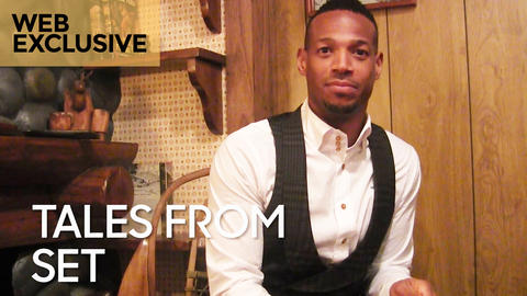 "Tales from Set: Marlon Wayans on ""Fifty Shades of Black"""
