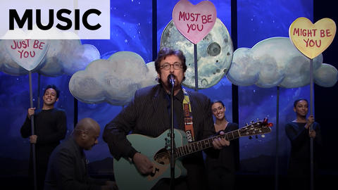 "Stephen Bishop's ""It Might Be You"" w/Jimmy & The Roots (School Play Style)"