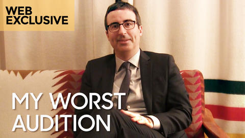 My Worst Audition: John Oliver