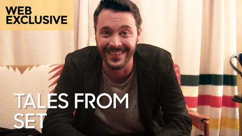 "Tales from Set: Jack Huston on ""Pride and Prejudice and Zombies"""