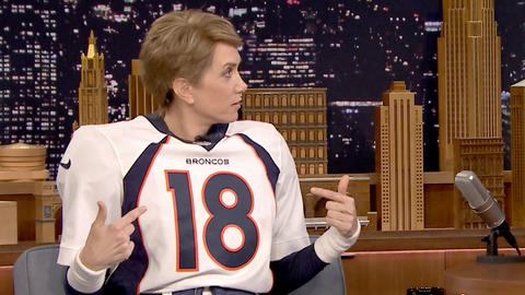 Peyton Manning Is Excited to See Kristen Wiig in Zoolander 2