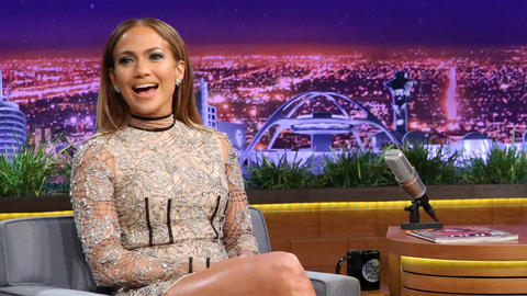 Jennifer Lopez Is So Proud of Shades of Blue