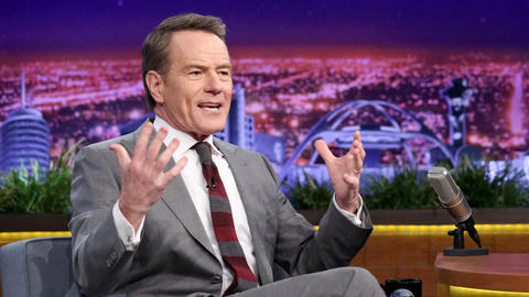 Bryan Cranston Gives a Taste of His Oscars Acceptance Speech