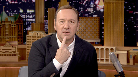 Overacting Broke Kevin Spacey's Nose