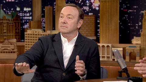 Kevin Spacey's House of Cards Portrait Is Hanging in the Smithsonian
