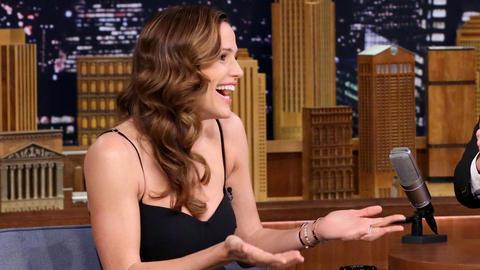 Jennifer Garner's Oscar Dress Caused a Big Bathroom Emergency