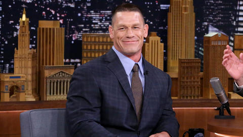 John Cena's American Grit Is the Greatest Show You'll Ever See