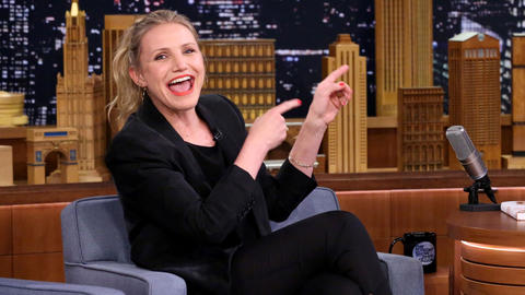 Cameron Diaz Explains Aging on a Cellular Level in The Longevity Book