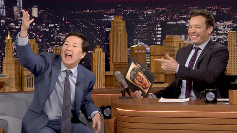 Ken Jeong Reacts to Fans' Real-Life Tattoos of His Face