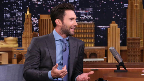 Adam Levine Does Not Like Blake Shelton at All