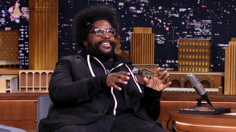 Questlove's Teeth Fell Out from Anxiety