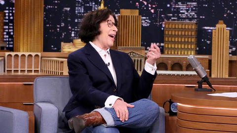 Fran Lebowitz Does Not Do Charades, Bikes or Tipping