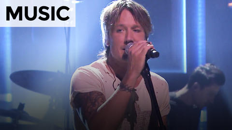 Keith Urban: Wasted Time