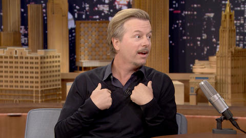 David Spade Rode with a Top Five '80s Rock Band Member