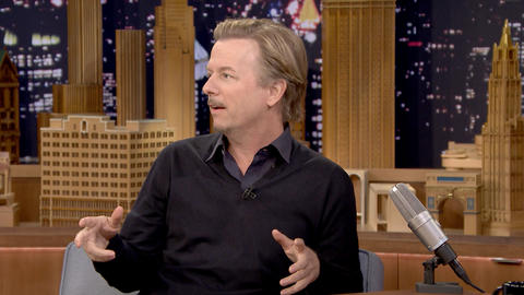 David Spade Promotes The Do-Over Movie with a Comedy Tour