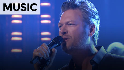 Blake Shelton: Came Here to Forget