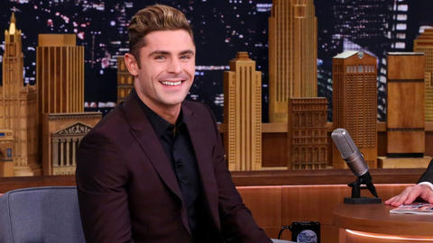 Zac Efron's Seth Rogen Impression Is Spot On