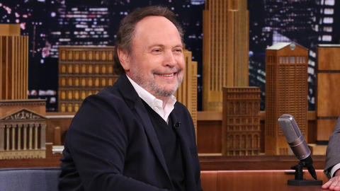 Billy Crystal Accepted His NYU Honorary Doctorate at Yankee Stadium