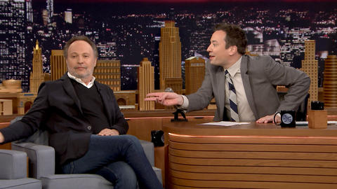 Billy Crystal Directs Jimmy in a Faux Cologne Commercial