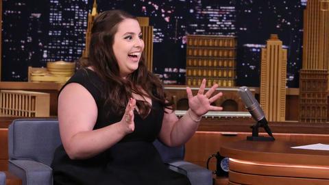 Beanie Feldstein Cried w/Bill Murray at an Adele Concert