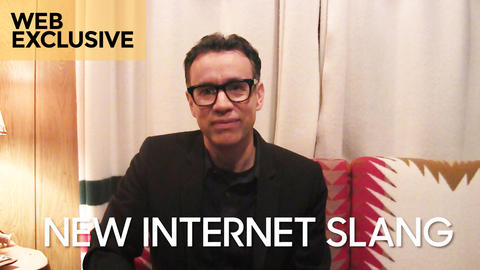 New Internet Slang with Fred Armisen